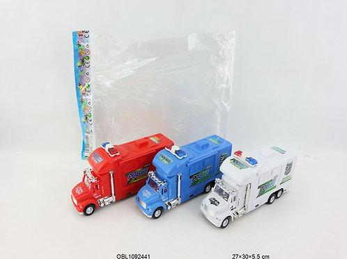 Купить игрушку машина инерц. 3 цвета акция скидка 50%