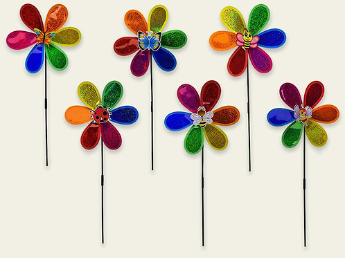 Купить игрушку ветродуй палочка 47 см 6 цветов