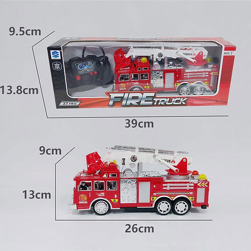 Игрушка детская:Пожарная машина на р/у