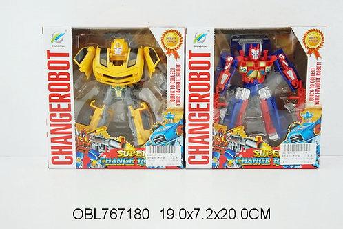 Купить игрушку трансформер робот 2 вида