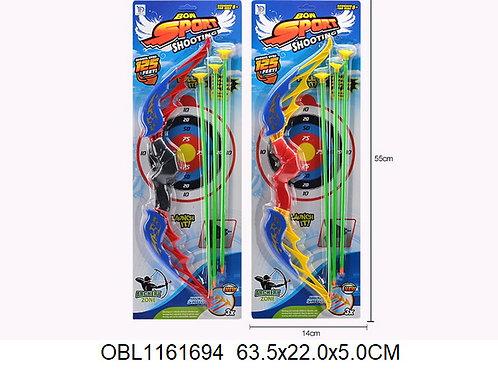 Купить игрушку лук 2 цвета