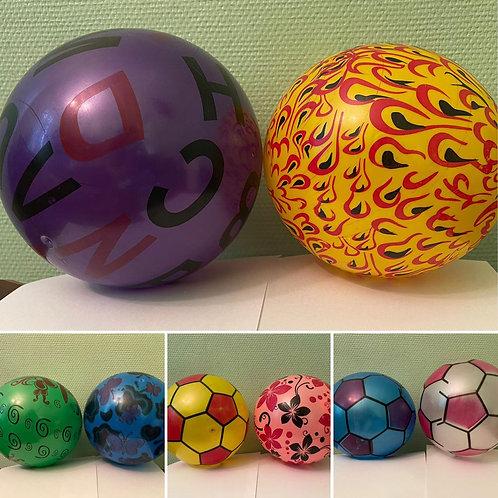 Игрушка детская:Мяч пластизоль 60гр.