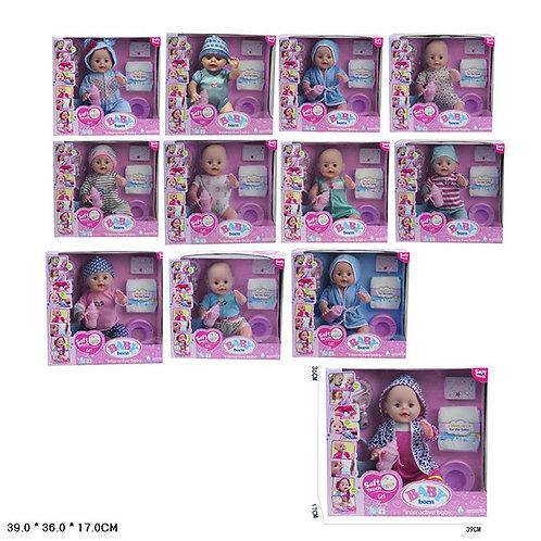 Игрушка детская:Пупс в коробке