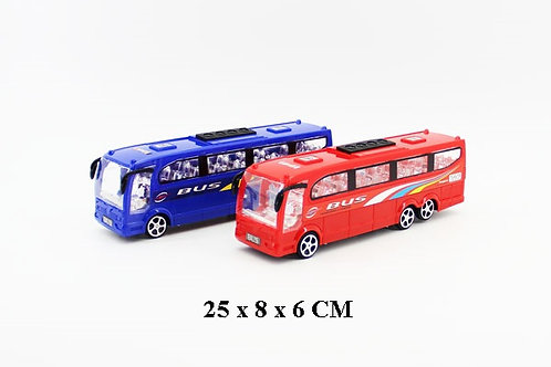 Купить игрушку автобус инерц. 2 цвета