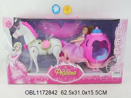 Купить игрушку карета