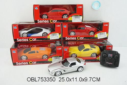 Купить игрушку машина р.у. 6 видов