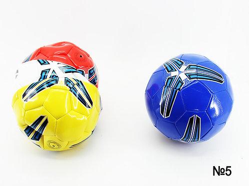 Купить игрушку мяч футбольный размер 5 4 цвета
