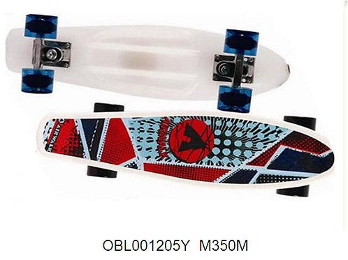 Купить игрушку скейт колеса PU 55 см