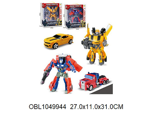 Купить игрушку трансформер 2 вида