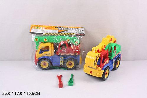 Игрушка детская:Машина с ключом