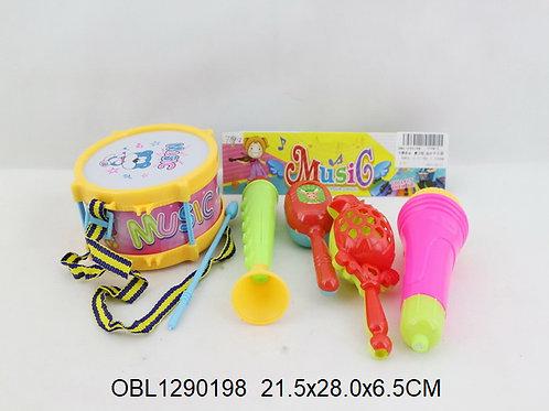 Купить игрушку музыкальный набор