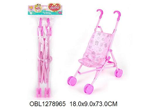 Купить игрушку коляска трость пластмассовая