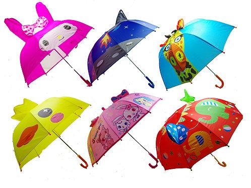 Купить игрушку зонтик 47 см 6 видов