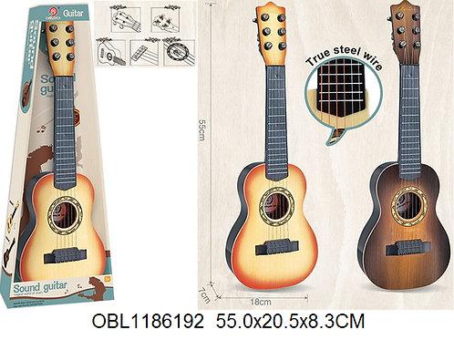 Купить игрушку гитара 2 цвета