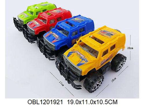 Купить игрушку машина инерц. джип 4 цвета