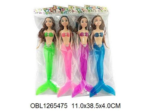 Купить игрушку кукла русалка