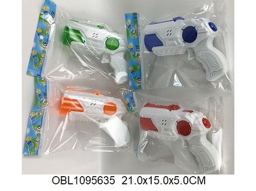 Купить игрушку пистолет 4 цвета