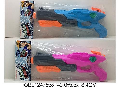Купить игрушку водяной пистолет 2 цвета