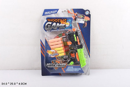 Игрушка детская:Пистолет с мишенью