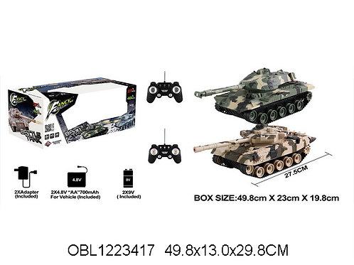 Купить игрушку танковый бой р.у.