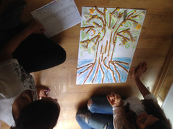 creation axis tree of life