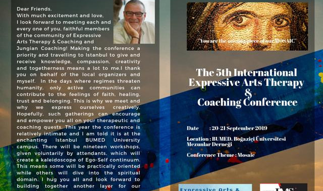 The 5th International Expressive Arts Therapy & Coaching Conference