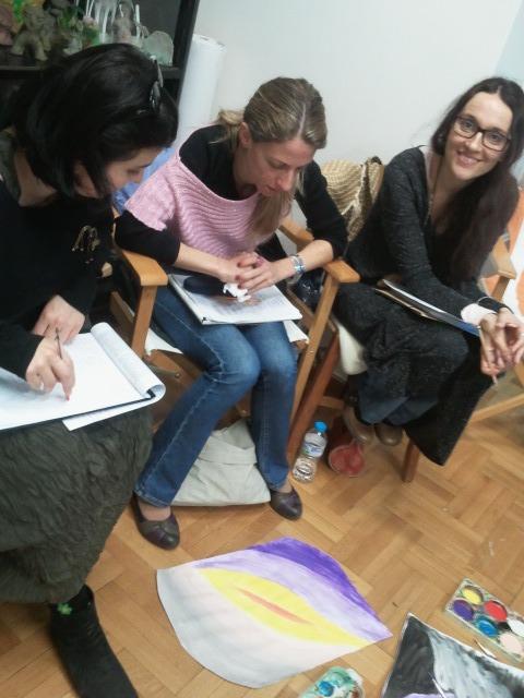Elisabeth is being analysed _edited