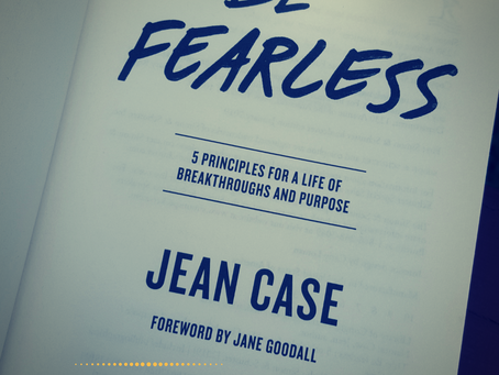 Book Review - Be Fearless