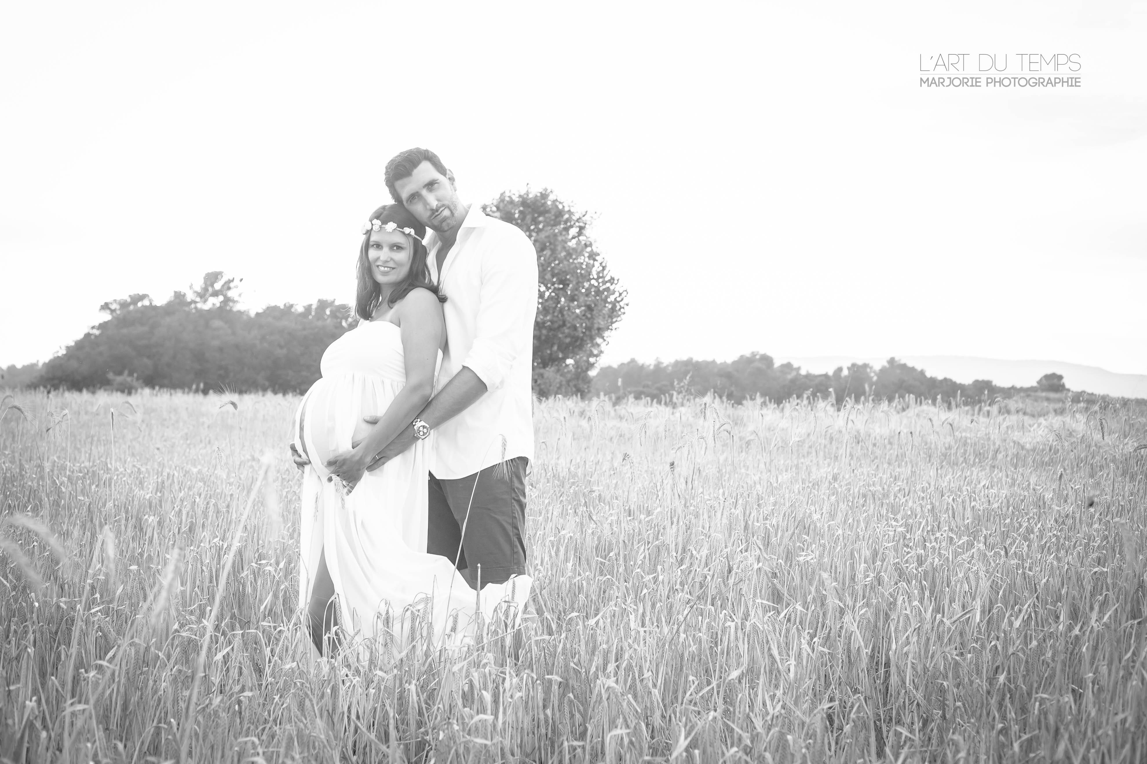 Le couple et la grossesse
