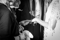 La bague de mariage