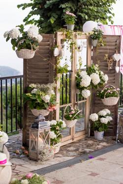 Un décor vintage mariage