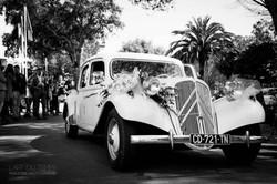 La voiture de mariage cannes