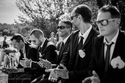 Les témoins du mariage
