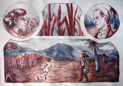 En la Sangre, Capítulo 1_ Toñí y la hacienda