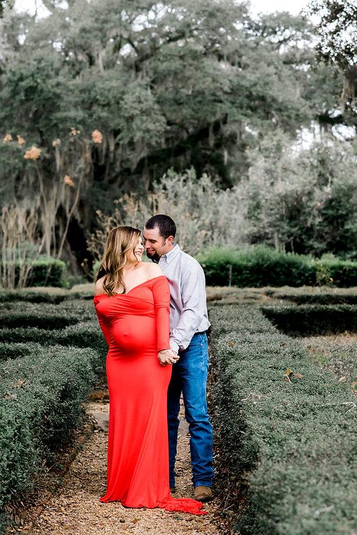 Natchez Mississippi Maternity Photographer