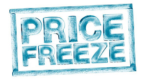 2020 Price Freeze at Saltash Chiropractic Clinic!