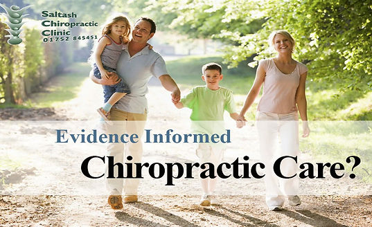 why-evidence-informed-chiropractic-care-is-so-important