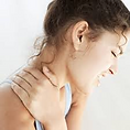 Young-Girl-With-Neck-Pain