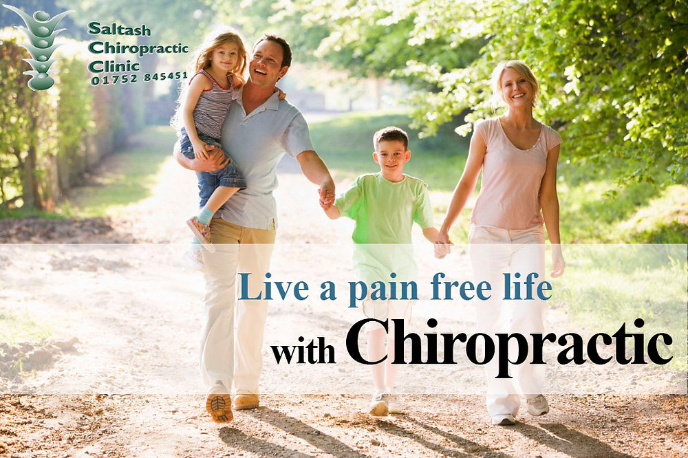 Live a pain free life with Chiropractic