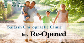 We Have Re-Opened