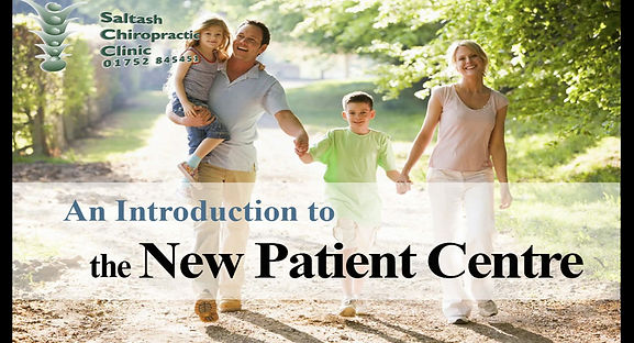 Introduction to the New Patient Centre