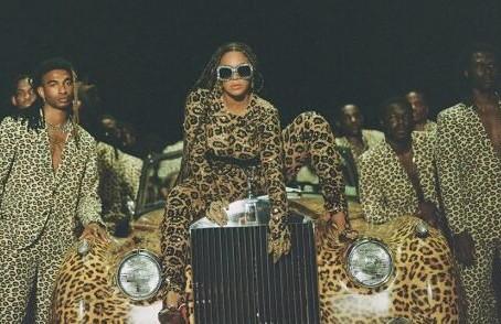 Beyoncé's Luxurious Digital Safari