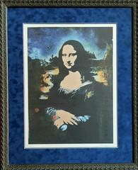 Mona Lisa, Blek le Rat