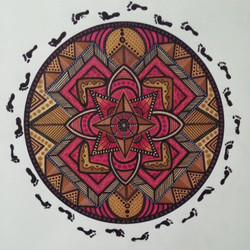 Indigenous Pattern Sketch