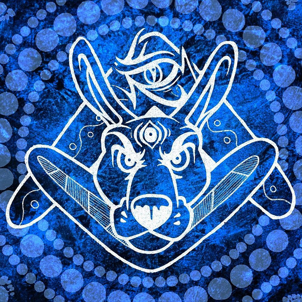 Blue Kanguru