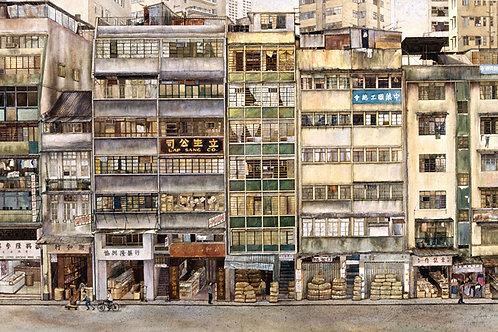 Art Print - Queen Street