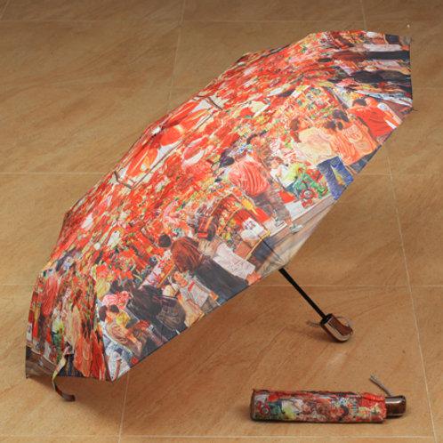 Auto Umbrella  - Spring Festival