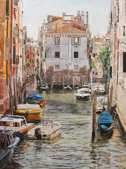 Original Art - Rio della Panada