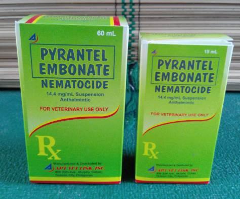 Nematocide Dewormer 15 ml