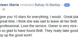 Heartwarming  comment....